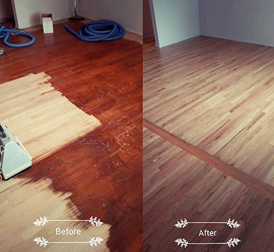 Wood Floors Services